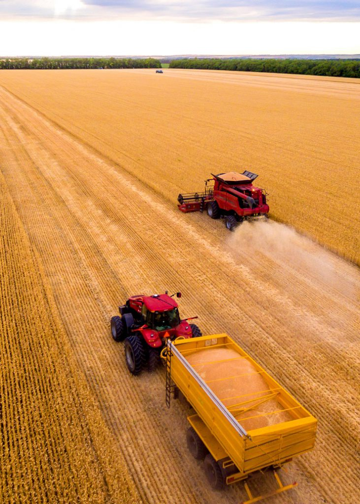 Tractors and other equipment protection and insurance products