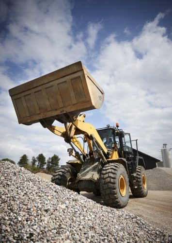 Excavator and other heavy machinery warranty & insurance